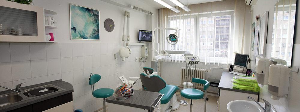 Stonek - stomatologická ambulancia, Krivá 23, Košice